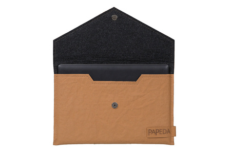 Teczka/Etui na notebooka( TE 9000)  miodowe