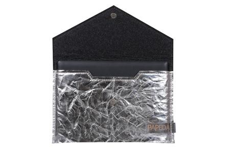 Teczka/Etui na notebooka(TE 9003) srebrne